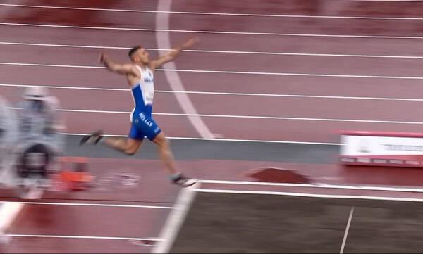 Παραολυμπιακοί Αγώνες: Ασημένιο μετάλλιο στο μήκος ο Προδρόμου (video)