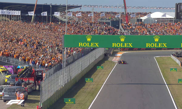 Formula 1: Ο... γηπεδούχος Φερστάπεν πήρε την pole position (photos)