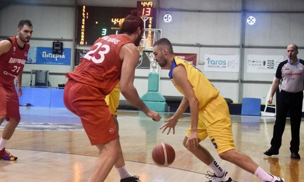 Μπάσκετ - Κύπελλο Ανδρών: Τα αποτελέσματα της πρώτης φάσης