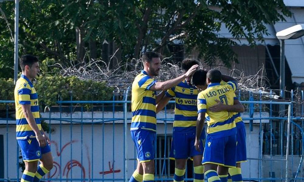 Απόλλων Σμύρνης - Αστέρας Τρίπολης 0-1: Πανέτοιμος για την πρεμιέρα