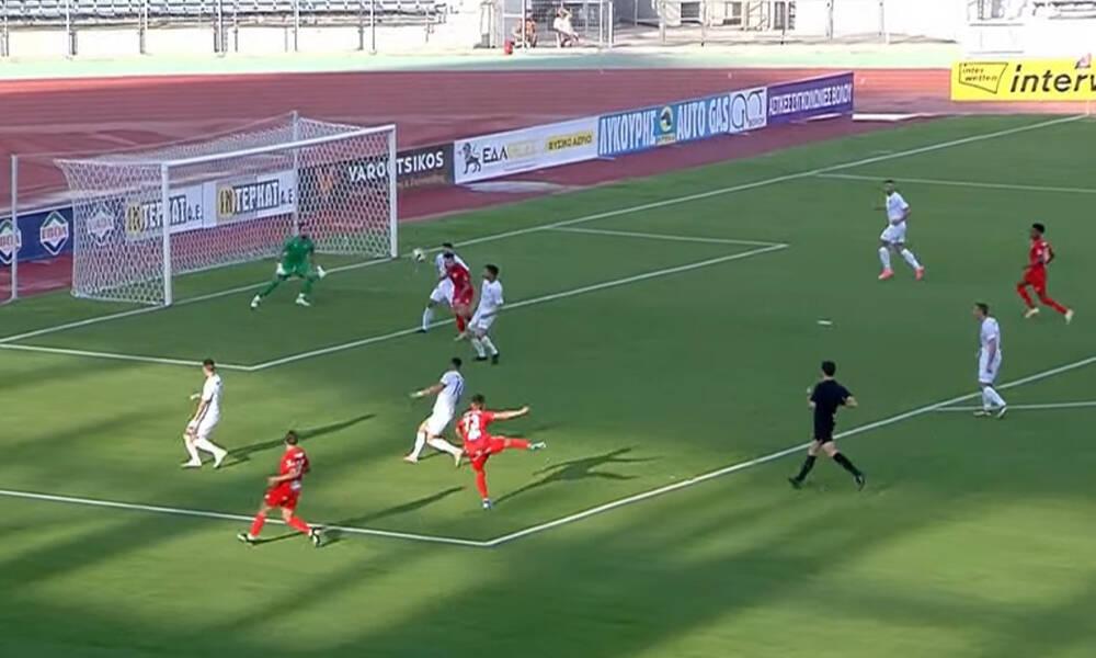 Βόλος-Νίκη Βόλου 2-0: Πήρε τον φιλικό «εμφύλιο» (video)