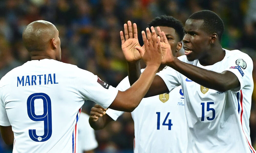 Προκριματικά Κατάρ 2022: Έσωσε το βαθμό, πάλι δε νίκησε η Γαλλία! (Videos+Photos)