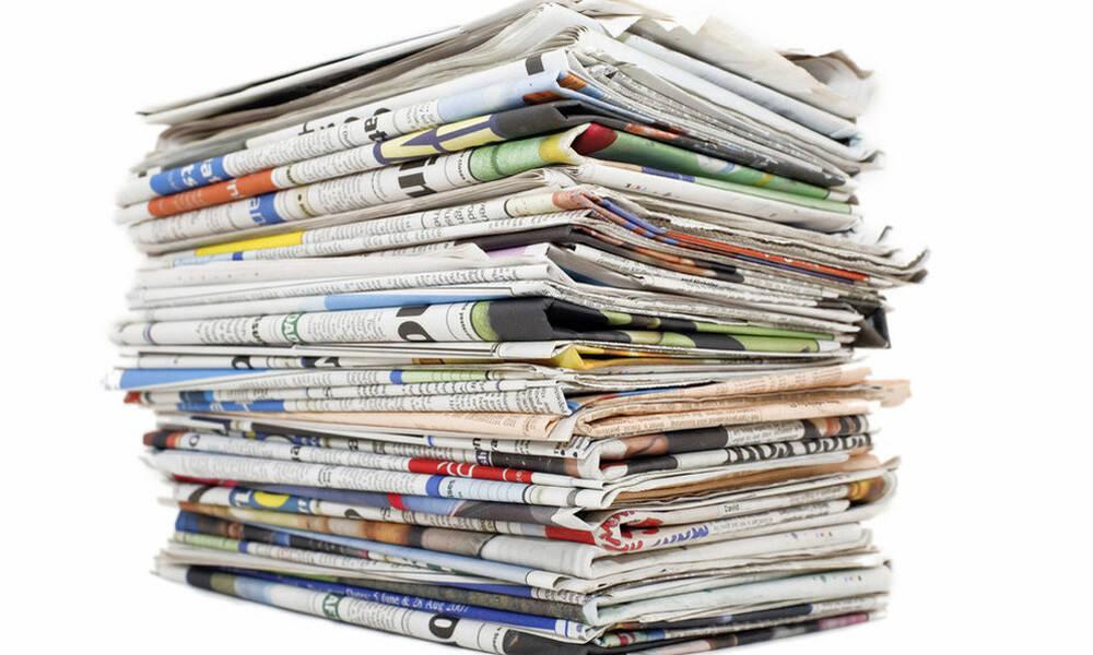 Τα πρωτοσέλιδα των αθλητικών εφημερίδων της ημέρας (05/09)