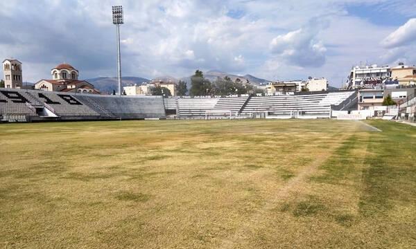 Δόξα Δράμας: «Λουκέτο» στο γήπεδο ως τα επίσημα ματς