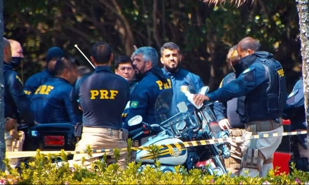Μπάχαλο πριν το Βραζιλία-Αργεντινή: Θέλουν να απελάσουν παίκτες! (Photos)