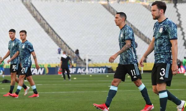 Βραζιλία-Αργεντινή: Η Conmebol έλυσε το πρόβλημα-Κανονικά αγωνίζονται οι τέσσερις παίκτες!