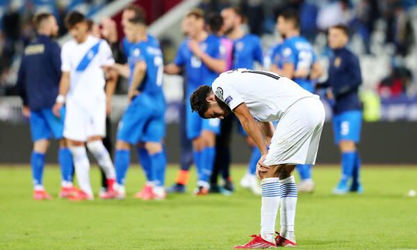Κόσοβο-Ελλάδα 1-1: Κακή εικόνα και τέλος στο όνειρο του Μουντιάλ! (video+photos)