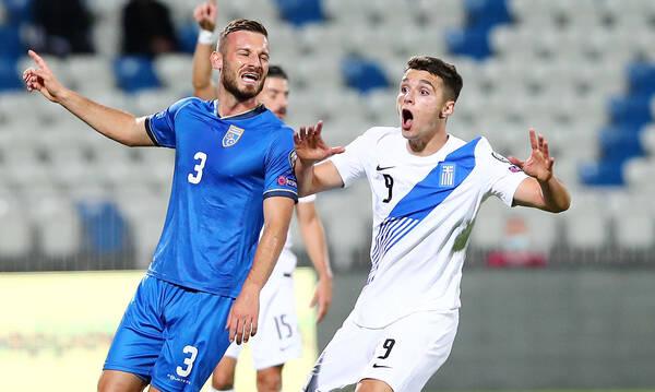 Κόσοβο-Ελλάδα: Το γκολ που σόκαρε την Εθνική στο 92' (video)