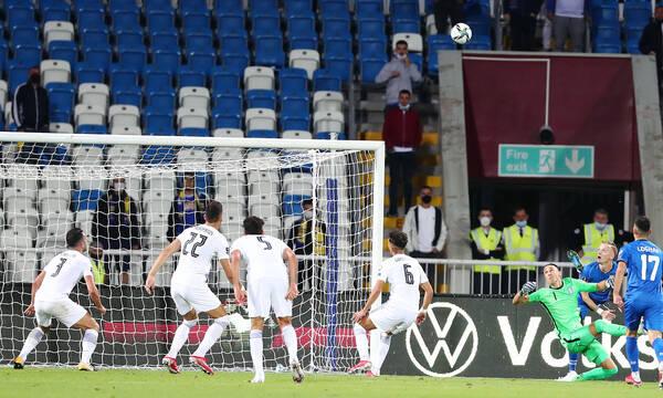 Κόσοβο-Ελλάδα 1-1: Σβήνει το όνειρο - Η βαθμολογία του ομίλου (photos)