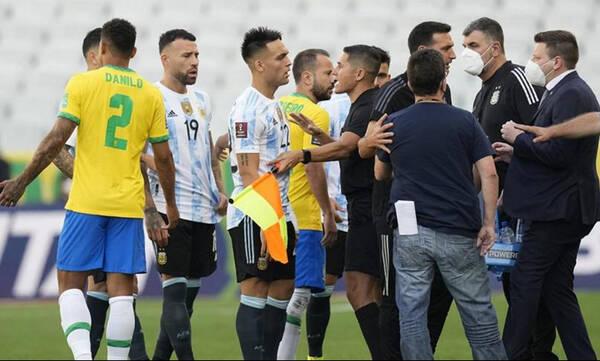 Βραζιλία-Αργεντινή: Ο κανονισμός της FIFA και η σιγουριά των Αργεντίνων (photos)