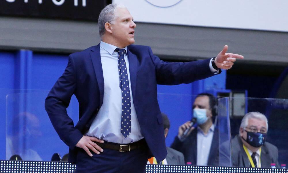 Μανωλόπουλος: «Ξεκινάμε με δυνατό παιχνίδι αλλά η προσήλωση μας είναι στα προκριματικά του BCL»