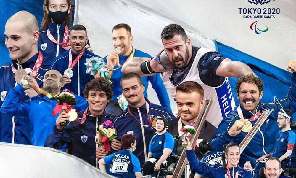 Παναθηναϊκός ΟΠΑΠ: Το μήνυμα για τους Έλληνες αθλητές των Παραολυμπιακών Αγώνων (photo)