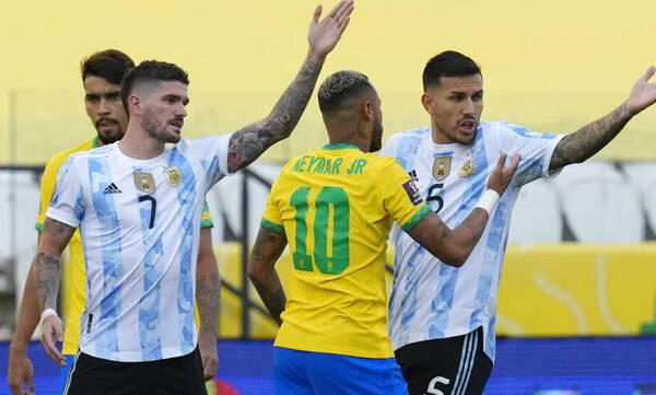 Αυτό που συνέβη στo Βραζιλία-Αργεντινή λέγεται ποδοσφαιρική ξεφτίλα
