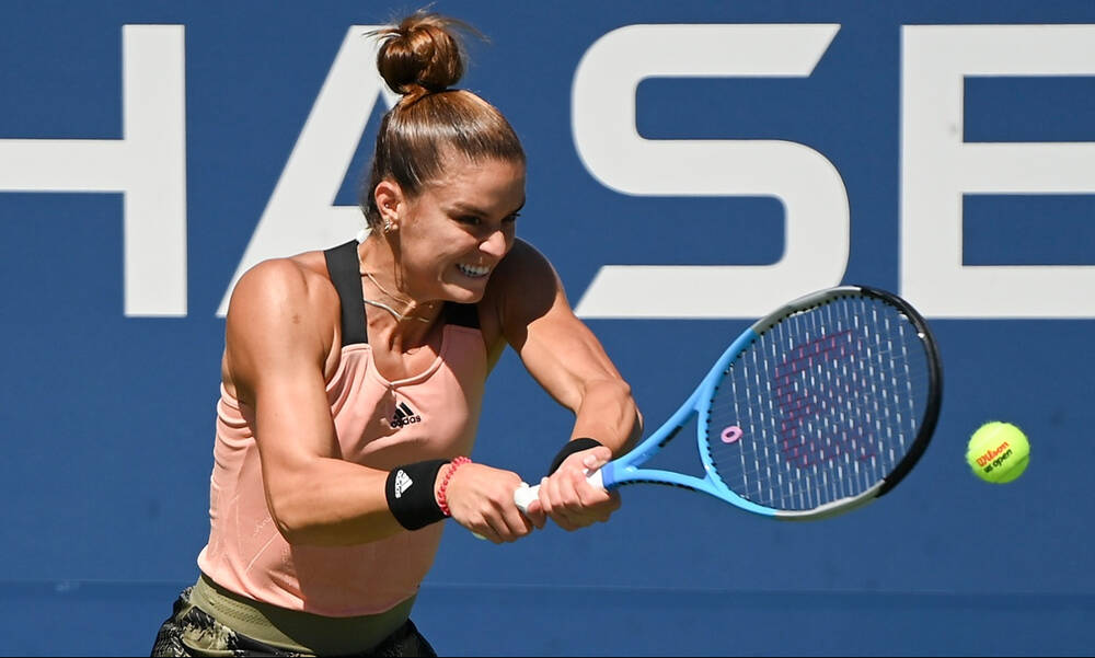 US Open: Επική Σάκκαρη και... φουλ για τους «8»