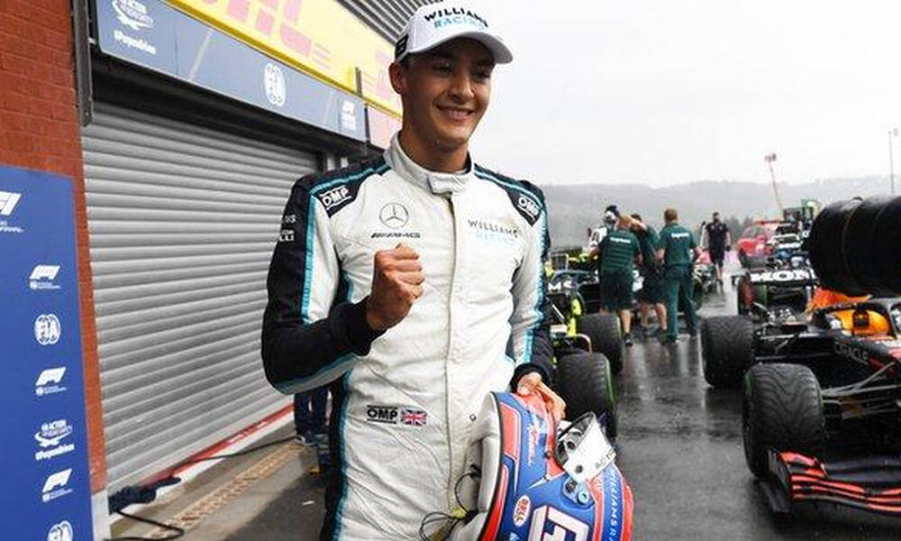Formula 1: Ο Ράσελ στη Mercedes