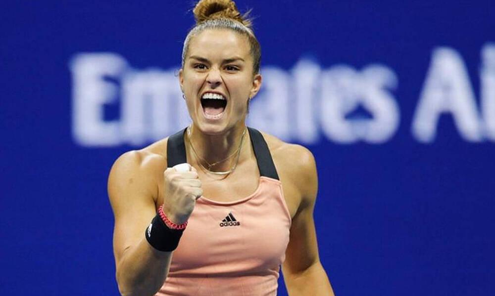 Θα ξενυχτήσουμε για τη Μαρία Σάκκαρη - Πότε θα γίνει ο προημιτελικός στο US Open