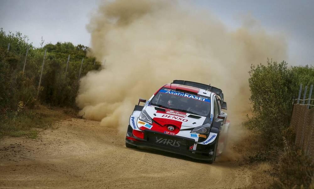 Rally Acropolis: Οι κορυφαίοι του WRC για την πρόκληση του «Ράλι των Θεών» (videos)