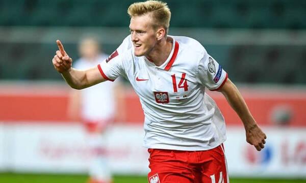 Προκριματικά Μουντιάλ 2022 - Πολωνία-Αγγλία: Στον πάγκο οι «Έλληνες» (photos)