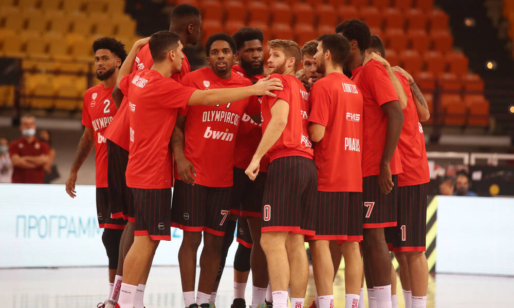 Βάζει «φωτιά» στην Basket League ο Ολυμπιακός