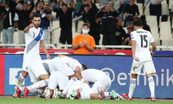 Ελλάδα-Σουηδία: Σφαίρα ο Τζόλης και 2-0 ο Παυλίδης - Μείωσαν άμεσα οι Σουηδοί! (video+photos)
