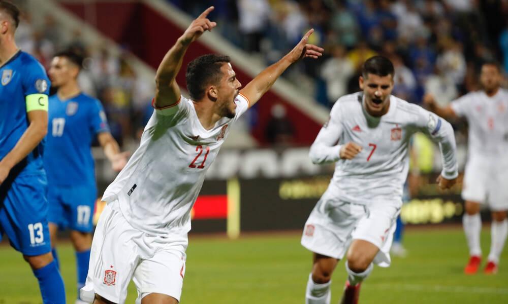 Προκριματικά Μουντιάλ 2022: Πέρασε από Κόσοβο η Ισπανία, «εκτέλεσε» την Αγγλία ο Σιμάνσκι