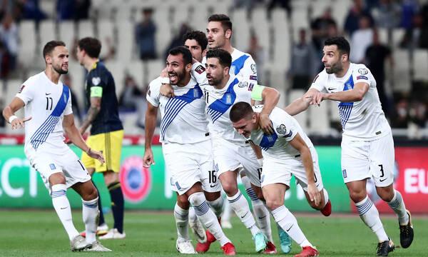 Προκριματικά Μουντιάλ 2022: Πρώτη νίκη και ελπίδα για Ελλάδα - Η βαθμολογία του ομίλου