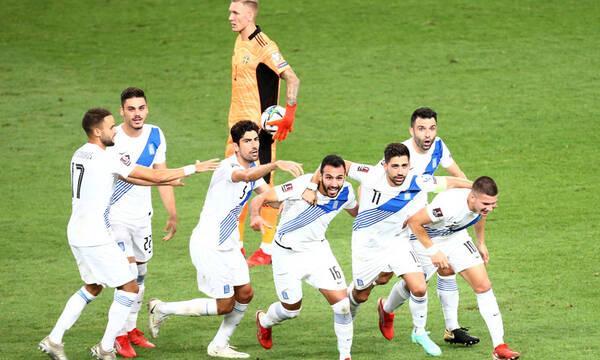 Ελλάδα-Σουηδία 2-1: Το μήνυμα του Μπακασέτα μετά τη σπουδαία νίκη (video+photos)