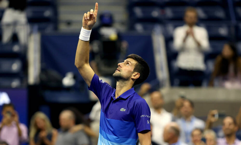 US Open: Πρόκριση για Τζόκοβιτς, γιγαντομαχία με Ζβέρεφ στα ημιτελικά (video+photos)