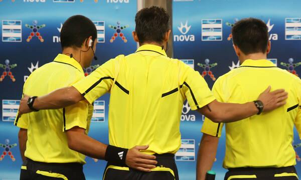 Super League: Οι διαιτητές της πρεμιέρας - Σιδηρόπουλος στη Λεωφόρο, Γκορτσίλας στο Φάληρο