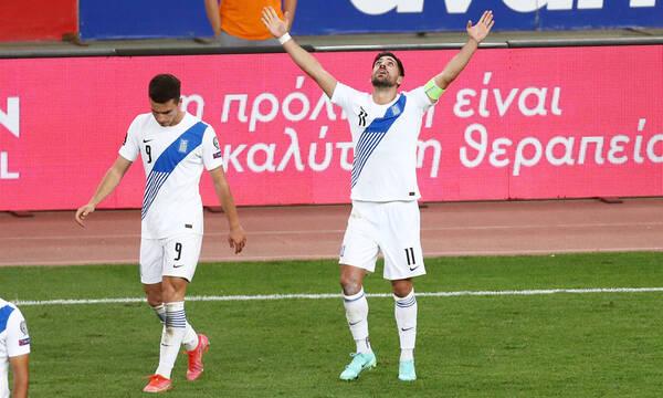 Ελλάδα-Σουηδία 2-1: «Οδηγός η νίκη, παίξαμε και για τον Φαν'τ Σχιπ», τόνισε ο Μπακασέτας (video)