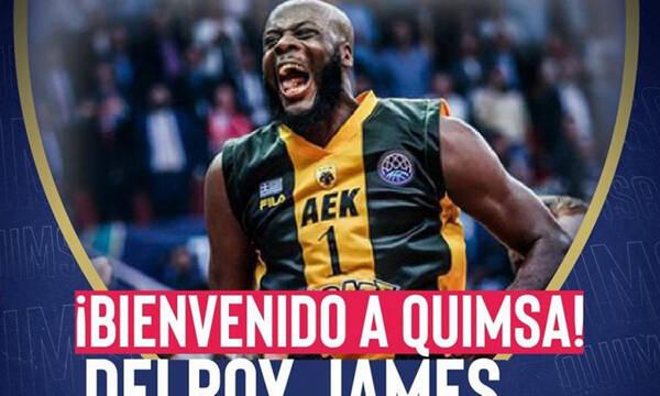 Μεξικό: Στην Κίμσα συνεχίζει ο Ντελρόι Τζέιμς!