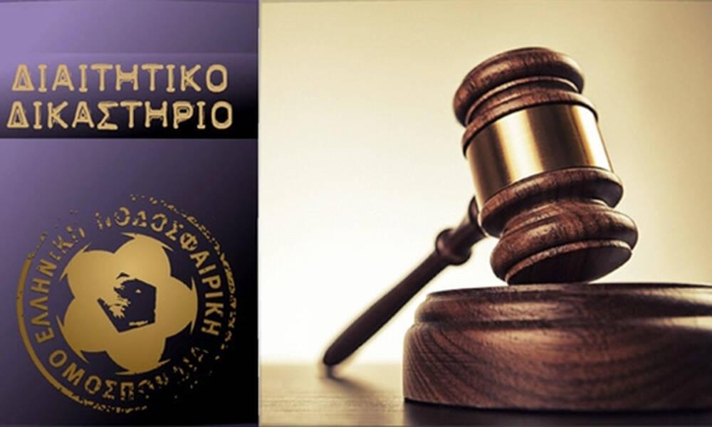 Διαιτητικό Δικαστήριο: Καμπάνες σε Απόλλωνα Λάρισας – Επιβολή ποινής σε Δόξα Δράμας