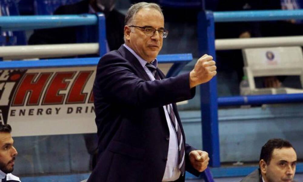 Ηρακλής-Σκουρτόπουλος: «Η αγάπη όλων για την ομάδα, βάση για κάτι καλύτερο»