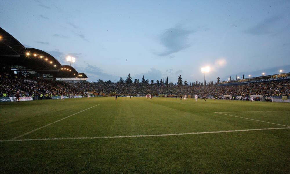 Απόλλων Σμύρνης: Έτοιμη η Ριζούπολη για το ματς με Βόλο