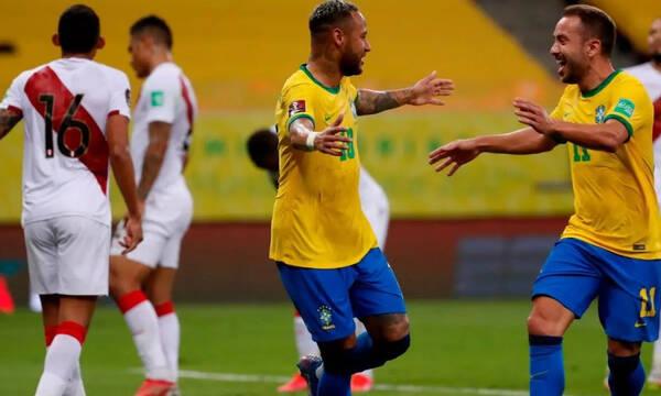 Προκριματικά Παγκοσμίου Κυπέλλου: Ασταμάτητη Βραζιλία, «όργια» από Μέσι (videos)