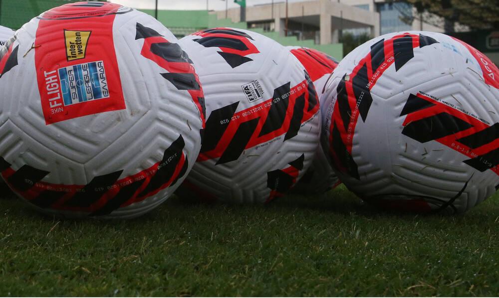 Σέντρα στη Super League, μεγάλα ματς σε Premier League και Serie A