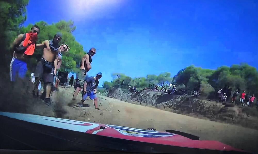 Ράλι Ακρόπολις: Διακοπή της τρίτης ειδικής στο Λουτράκι λόγω φανατικών του WRC (photos)