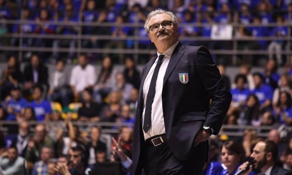 Eurobasket 2022: Με Σακέτι στον πάγκο οι Ιταλοί