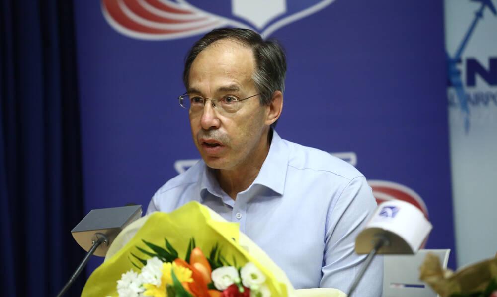 Ο Γ. Μαυρωτάς στο 2ο Διεθνές Συνέδριο «Sports Cardiology 2021»