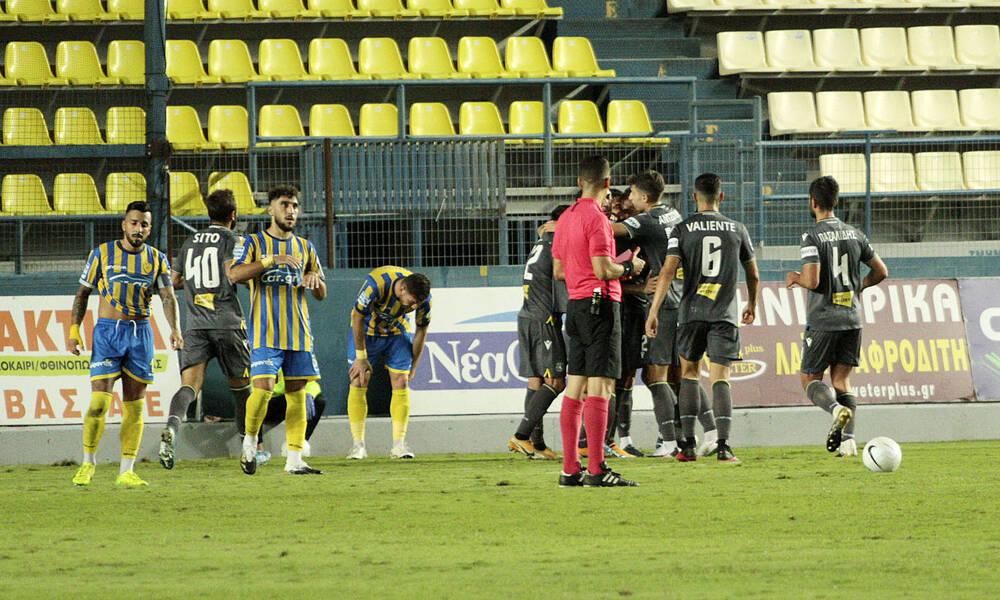 Στοίχημα: Η παράδοση δείχνει... 1-1 στο Αγρίνιο