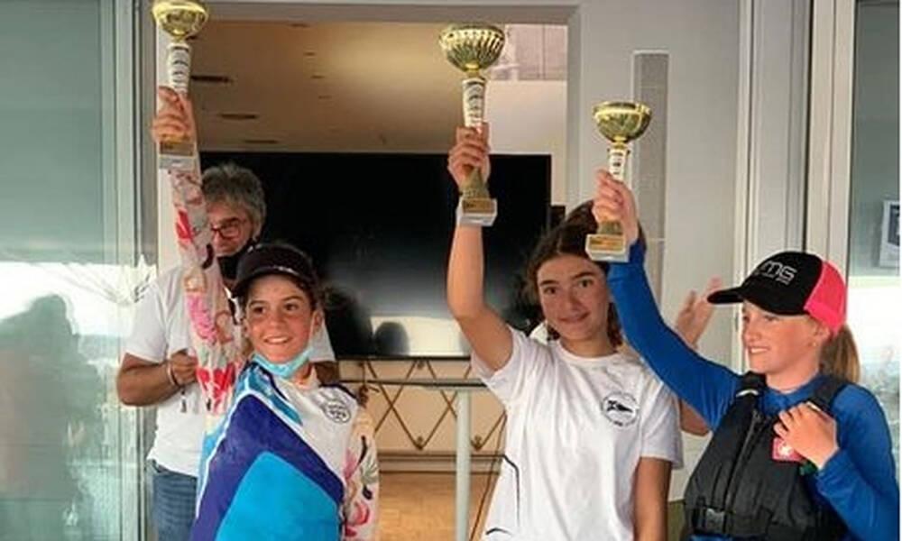 Πανελλήνιο πρωτάθλημα Optimist: Οι νικητές σε αγόρια και κορίτσια