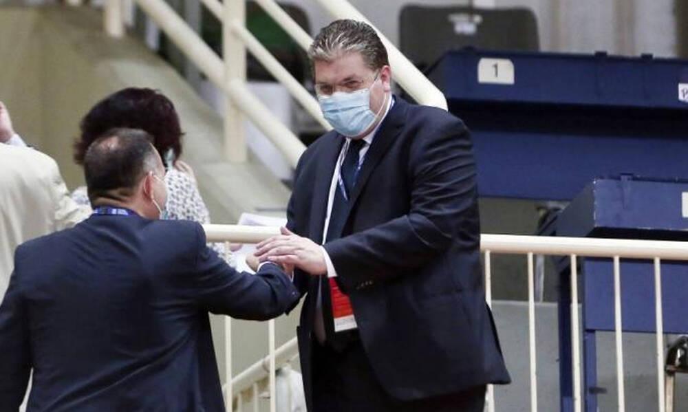 Παπανικολάου: «Από την προσεχή Δευτέρα το ελληνικό μπάσκετ θα παραμείνει ενωμένο και αδιάρρηκτο»