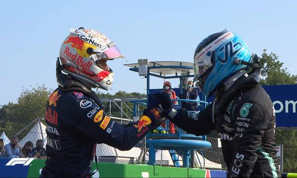 Formula 1: Pole position στη Μόντσα ο Φερστάπεν