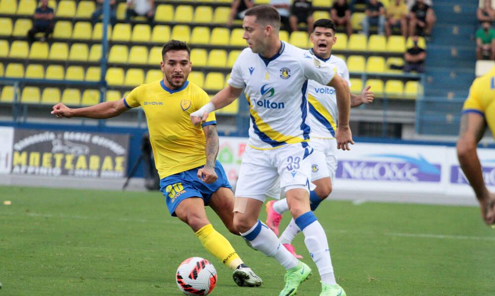 Παναιτωλικός-Αστέρας Τρίπολης 0-0: Πρεμιέρα στο... μηδέν! (videos+photos)