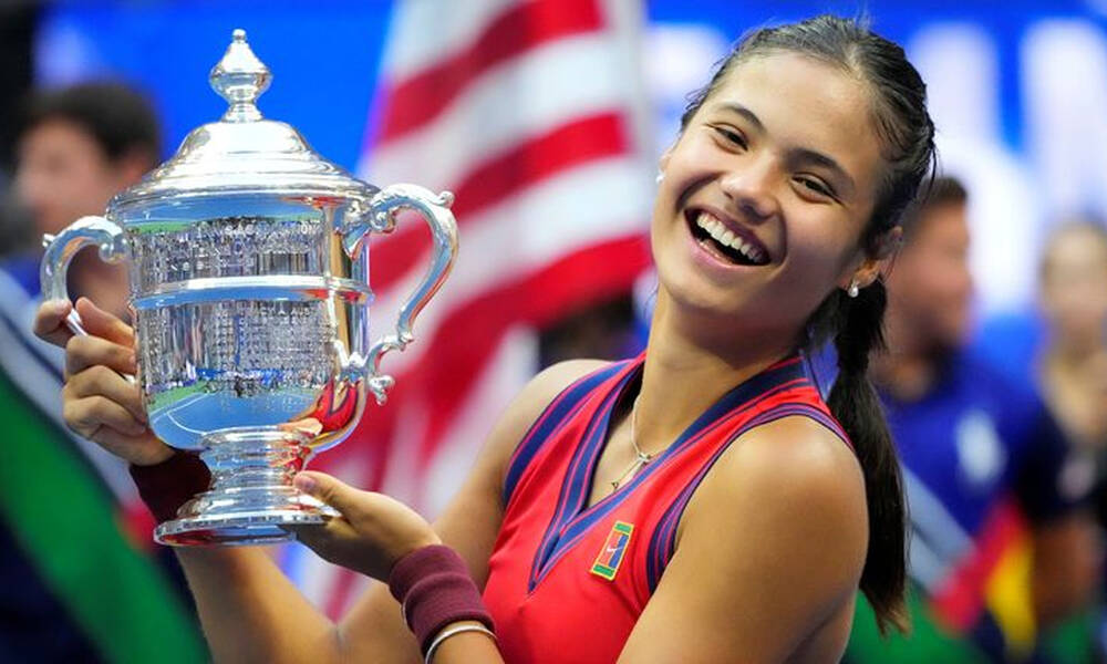 US Open: Θρίαμβος για Ραντουκάνου (photos)