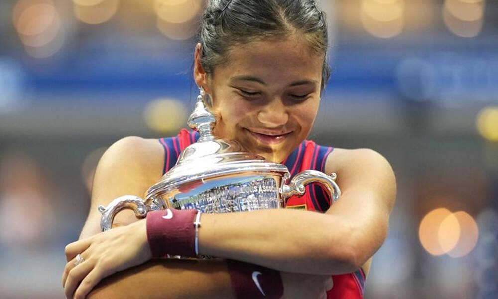 US Open: Τα ρεκόρ της Ραντουκάνου