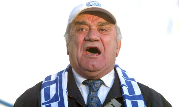Το αντίο του ελληνικού ποδοσφαίρου στον θρυλικό Εθνικάρα Γιάννη Ματζουράνη (photos)