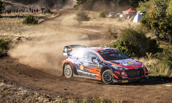 Ράλι Ακρόπολις: Μεγάλος νικητής ο Ροβάνπερα - Μέχρι το 2023 στο WRC