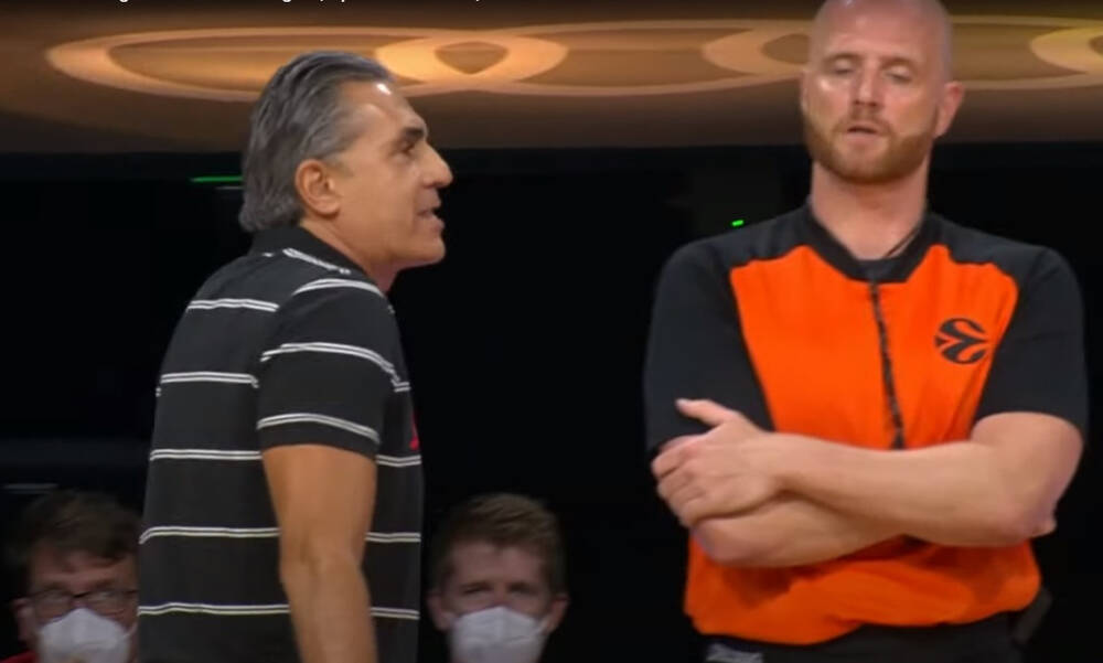 Παναθηναϊκός ΟΠΑΠ-Βίρτους Μπολόνια: Ένταση και αποβολή Σκαριόλο (photos)