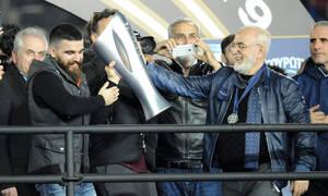 ΠΑΟΚ: Η αντίδραση Σαββίδη μετά τις εξαγγελίες Μητσοτάκη για τη Νέα Τούμπα! (photos)